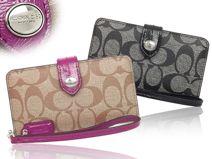 coach wallets on sale outlet h6yu  coach wallet sale