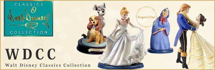 WDCC ウォルト ディズニー ショーケース コレクション