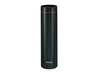 <虎牌/TIGER/保温杯>虎不銹鋼瓶 MMZ-A 060 K 黑色 [saharamag]-重力 (0.6 L) 黑色