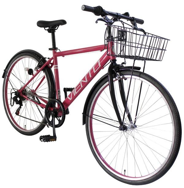 自転車の クロス 自転車 カゴ : 用品です クロスバイク 自転車 ...