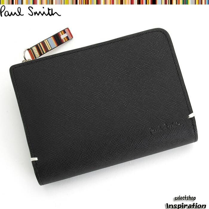 ポールスミス 財布 二つ折り財布 Paul Smith