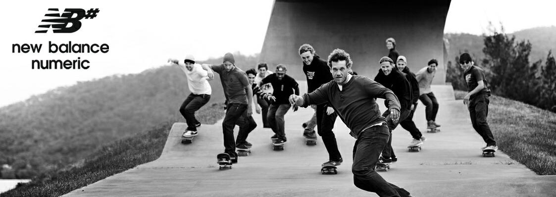 ニューバランス スケートボード シューズ