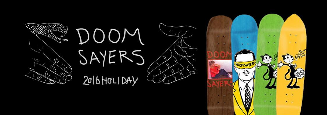 DOOMSAYERS 2016 HOLIDAY