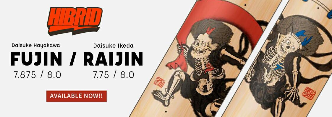 HIBRID 2017 ニューデッキ