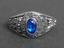 JOSTENS (justins) Fayette Ware High School (fayetteware school) in 1998, made of real vintage College ring