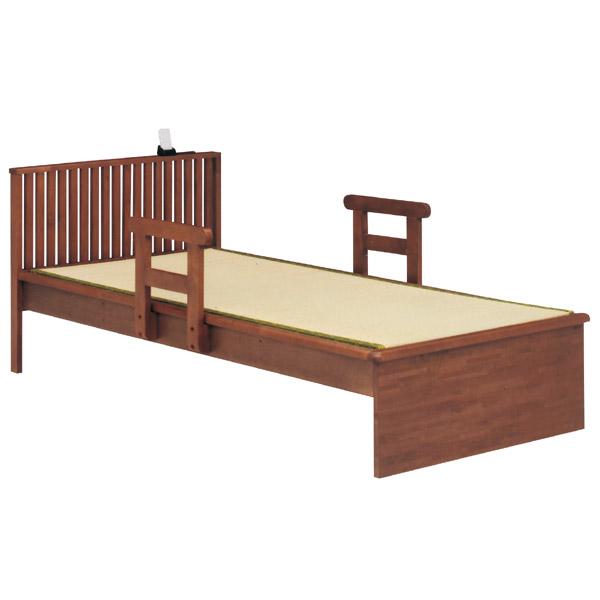 】畳ベッド ベッド シングル ...