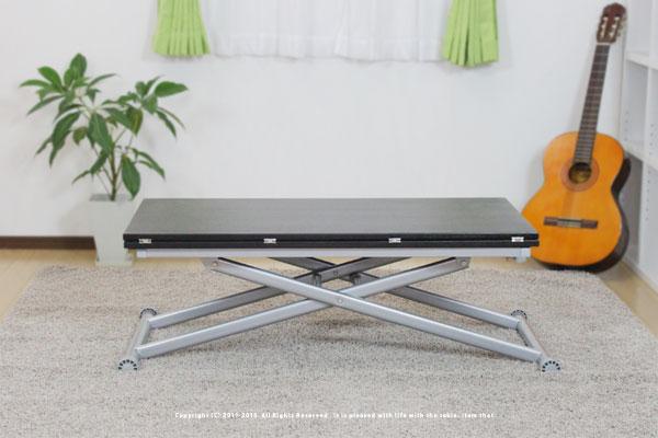 テーブル 昇降式 高さ調節テーブル