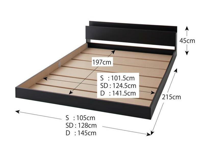 ベッドの使用イメージ