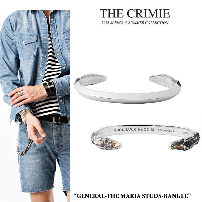 CRIMIE(���饤�ߡ�)GENERAL ��THE MARIA STUDS�� BANGLE������̵���ۡ�¨ȯ����ǽ��...