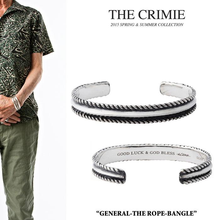 CRIMIE(���饤�ߡ�)GENERAL ��THE ROPE�� BANGLE������̵���ۡ�¨ȯ����ǽ�ۡ�CRIMIE...