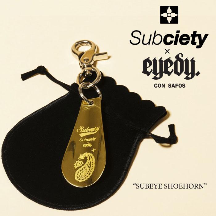 SUBCIETY(���֥����ƥ�)SUBEYE SHOEHORN��2016SUMMER����ۡ�¨ȯ����ǽ�ۡ�SUBCIE...