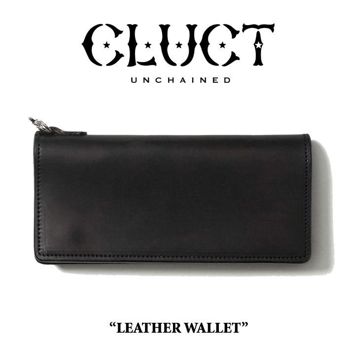 CLUCT(クラクト)LEATHER WALLET【送料無料】【即発送可能】【CLUCT ウォレット】...