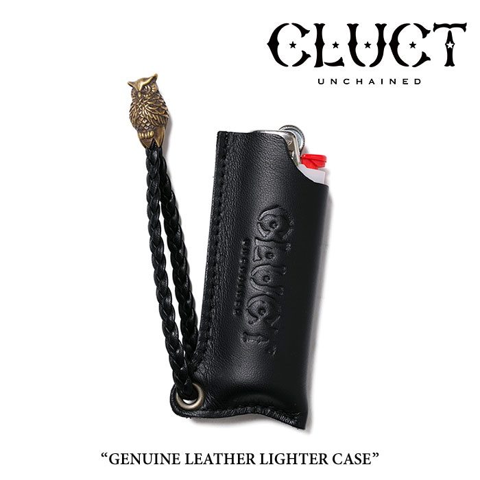 CLUCT(クラクト)GENUINE LEATHER LIGHTER CASE【2016 HOLIDAY新作】【CLUCT ライタ...