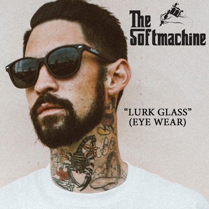 SOFTMACHINE(ソフトマシーン)LURK GLASS(EYE WEAR)【2016SUMMER VACATION新作】【...