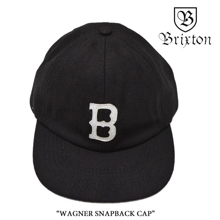 BRIXTON(ブリクストン)WAGNER SNAPBACK CAP【2016 WINTER 新作】【即発送可能】【B...