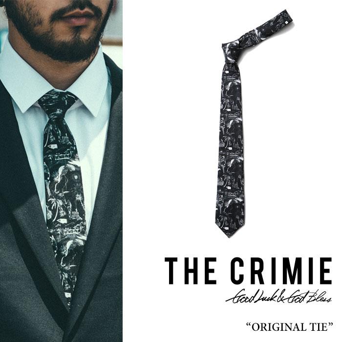CRIMIE(クライミー)ORIGINAL TIE【2016A/W】【送料無料】【キャンセル不可】【C1F5...