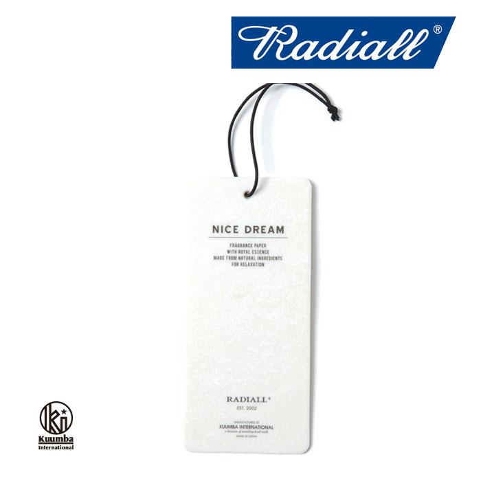 RADIALL(ラディアル)NICE DREAM FRESHENER air freshener(エアフレッシュナー)【20...