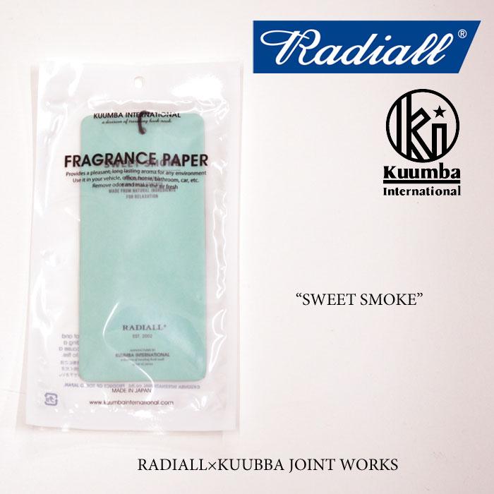 RADIALL(ラディアル)SWEET SMOKE FRESHENER air freshener(エアフレッシュナー)【2...