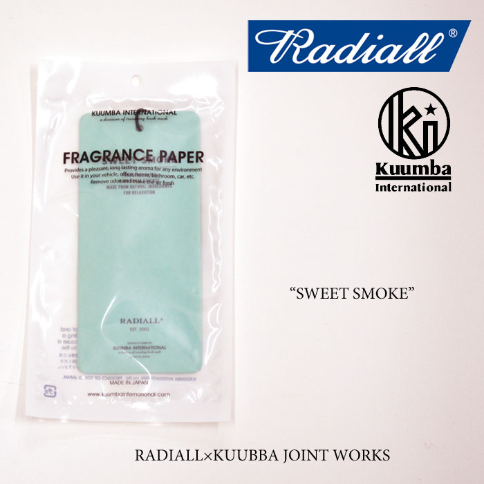 RADIALL(��ǥ�����)SWEET SMOKE FRESHENER air freshener(�����ե�å���ʡ�)��2...