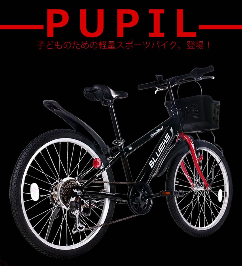 学生用自転車 22インチ送料無料 ...