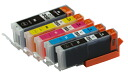 Canon BCI-350XLPGBK+BCI-351XL ( BK/C/M/Y ) mass 5-color your choice set ★ super low price limited compensation compatible