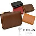Creed LAN lien three fold wallet CL-1793