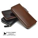 [GLENFIELD, Glenfield flying horse [FLYING HORSE] cordovan zip around wallet 13210 P06Dec14