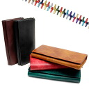 ソラチナ [SOLATINA] oil leather horse leather wallet SW-38152