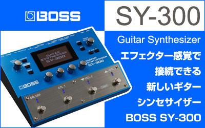 BOSS / SY-300