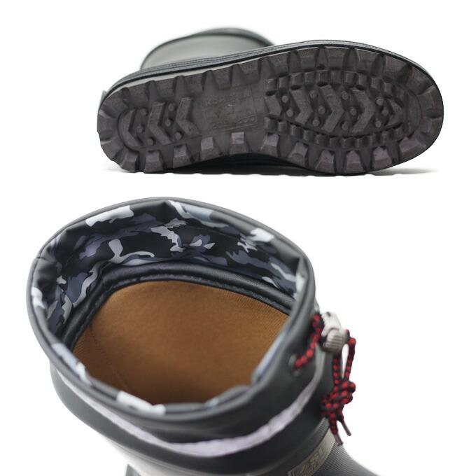 ショートタイプ 防寒長靴 ...
