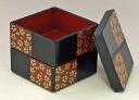 Mini Horn-heavy city pine spring < kyoto lacquer ware inoue assistant professor >.