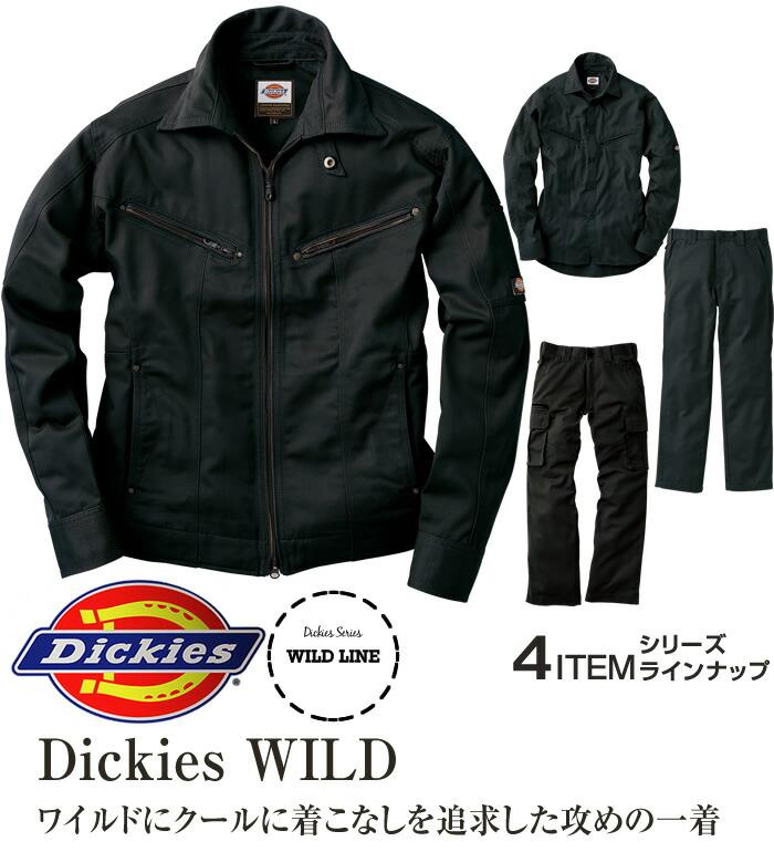 Dickies(ディッキーズ)WILD LINE D1080シリーズ