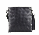 Bottega Veneta [diagonally over the BOTTEGA VENETA shoulder bag 172736 V465C1000 lambskin (black) Yen redox brands