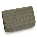133945 1300 ボッテガ Benatar card case V001U leather (gray)