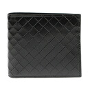ボッテガ Benatar [BOTTEGA VENETA] folio wallet 193642-VAEU1/1000 black folio wallet