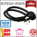 [BOTTEGA VENETA, Bottega Veneta intrecciato bracelet 113546 V001D1000 size S (series embedded leather double bracelet) (black) )