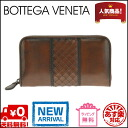 [BOTTEGA VENETA, Bottega Veneta large zip around 114076 VT271 2040 dark brown calfskin