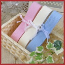 ◆ Acrylic tape (weaving Burberry) 25 mm width cut sold 1 m units ◆ bag for tape. 10P01Sep13