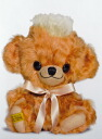 2014 world limitation Bakery key ginger snap 23cm teddy bear