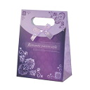 Wrapping just so convenient! wrapping bag (purple romantic)