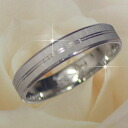 Wedding ring wedding ring pair Platinum Alice PT900-cursive... I wonder if... Kanji... heart stamp can be Mint certification marks surface matte review at quo Valentine white ★ Futari no KIZUNA ★