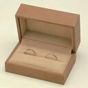 """S luxury nubuck style""""jewelry cases (applications) for pairing, ring for ring"""" accessory case jewelry box, pairing cases and storage, jewelry box and gift box gift box-Brown (Brown), black (black). """""""