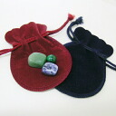 "Have had in the DrawString type ""handle to yellow cards."" ""felt pouch"" fell hard and safe. (Stones, natural stones)"