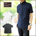 Traditional Weatherwear mens B.D.POLO button-down Polo shirts 5034P short sleeve solid polo shirt Kanoko button-down biz Polo ★ 2014 SS new ★