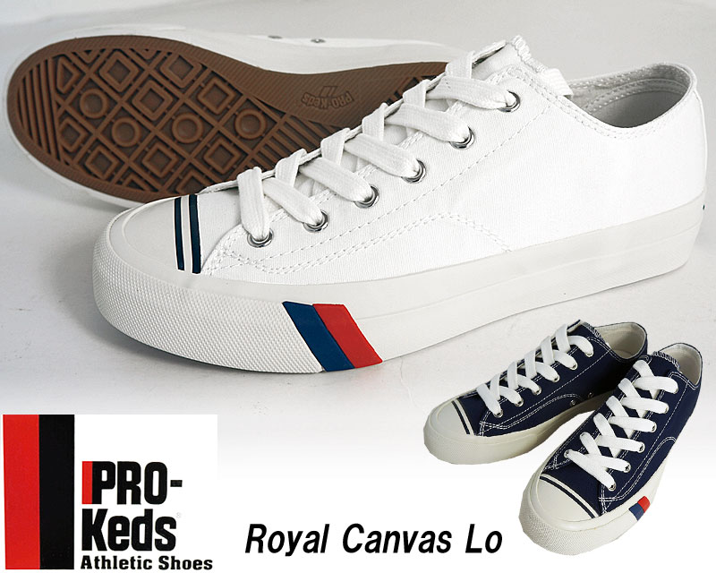 j-pia | Rakuten Global Market: PRO-KEDS mens sneakers Royal canvas ...