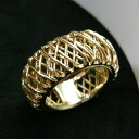 K10 design ring (metal / wide)
