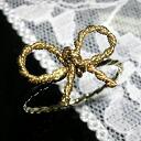K10 Ribbon ring (metal)