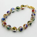 Made in Italy Venetian glass bracelet 60% off cute (multi color series)