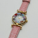 Made in Italy Venetian glass handmade watch pinkert