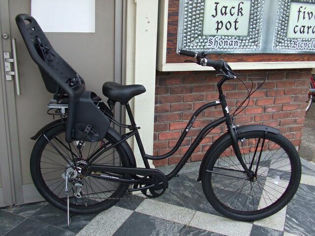 ... 子供乗せ自転車はないです